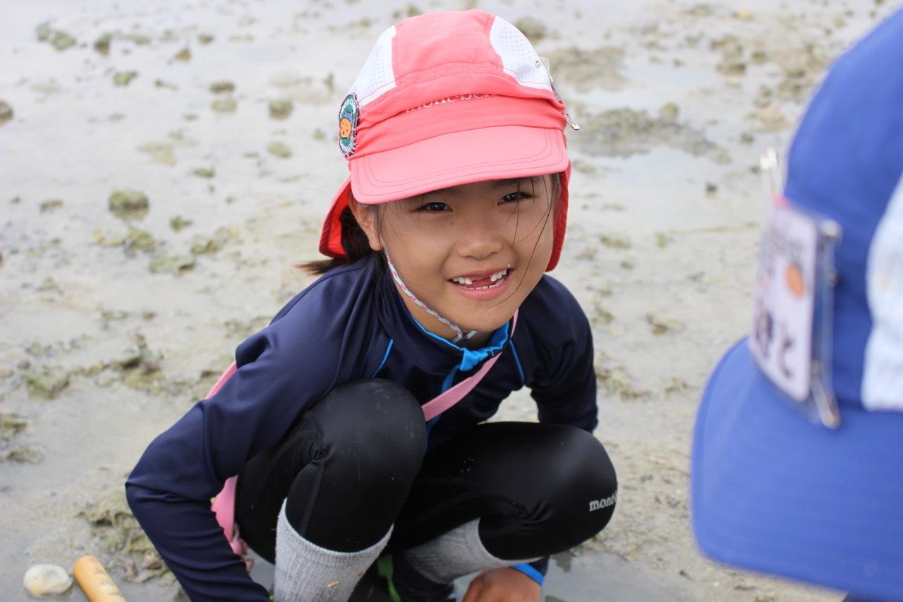 ネコクラブABC合同-06◆秋の干潟で収穫まつり(10/17)沖縄随一の干潟、泡瀬干潟で丸一日潮干狩りにチャレンジ。貝もカニもいっぱいで、お腹いっぱいになりました!_d0363878_00111966.jpeg