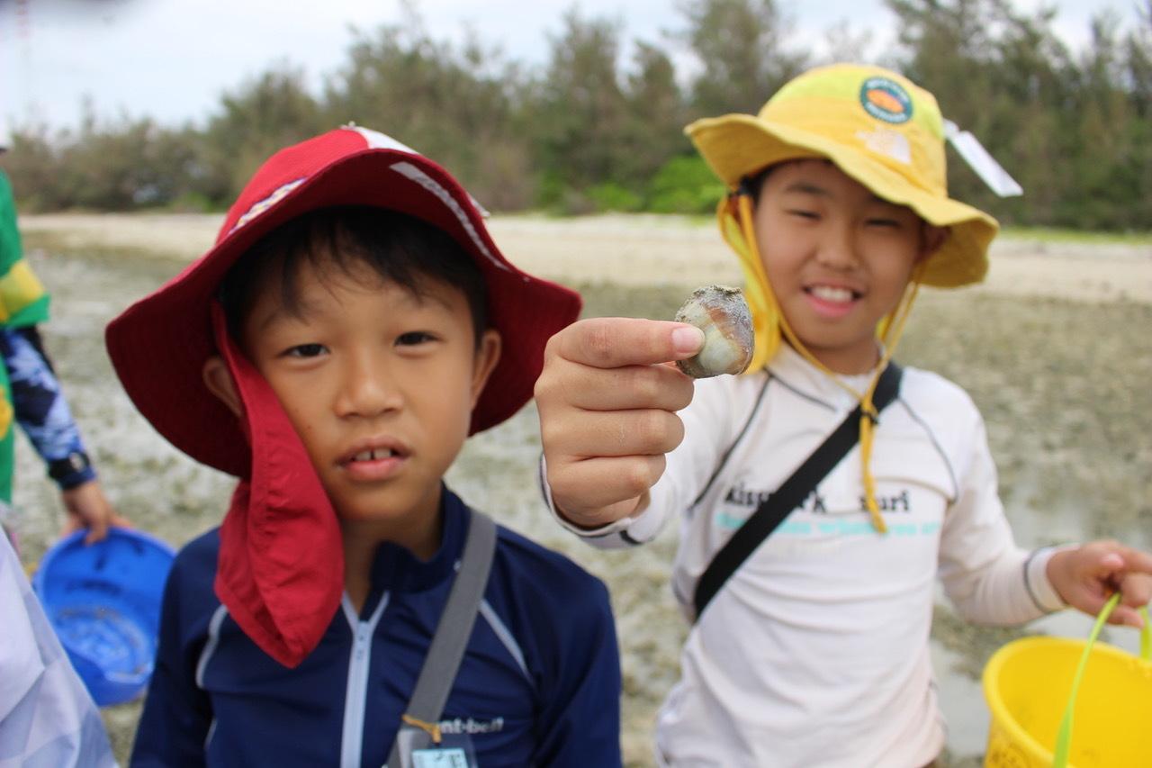 ネコクラブABC合同-06◆秋の干潟で収穫まつり(10/17)沖縄随一の干潟、泡瀬干潟で丸一日潮干狩りにチャレンジ。貝もカニもいっぱいで、お腹いっぱいになりました!_d0363878_00114796.jpeg