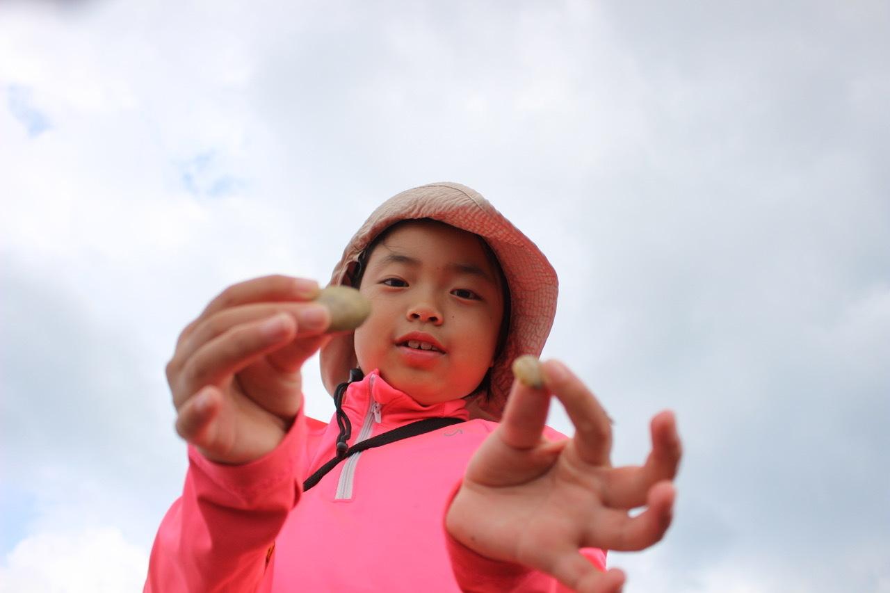 ネコクラブABC合同-06◆秋の干潟で収穫まつり(10/17)沖縄随一の干潟、泡瀬干潟で丸一日潮干狩りにチャレンジ。貝もカニもいっぱいで、お腹いっぱいになりました!_d0363878_00115867.jpeg