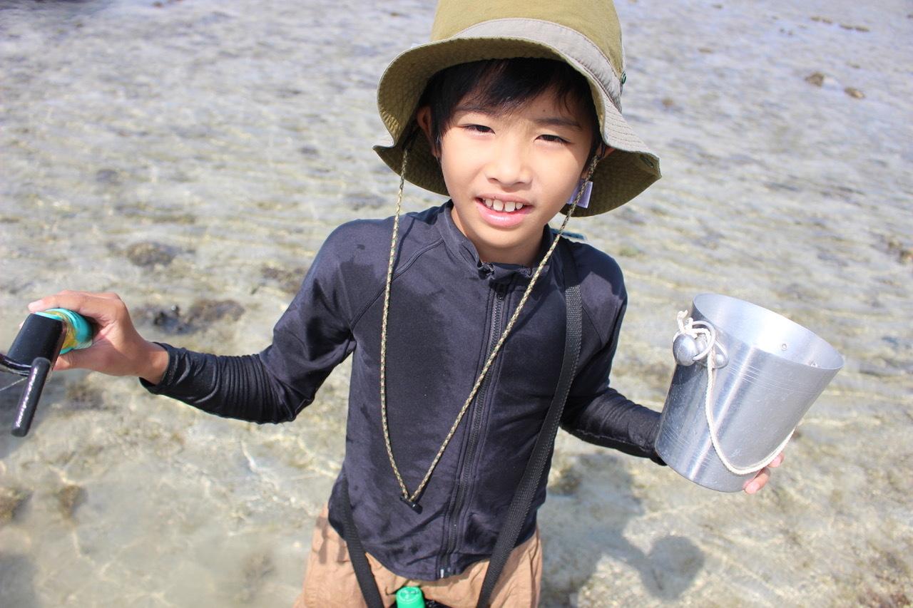 ネコクラブABC合同-06◆秋の干潟で収穫まつり(10/17)沖縄随一の干潟、泡瀬干潟で丸一日潮干狩りにチャレンジ。貝もカニもいっぱいで、お腹いっぱいになりました!_d0363878_00123316.jpeg