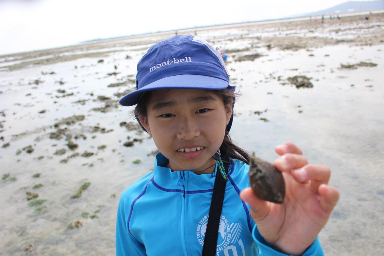 ネコクラブABC合同-06◆秋の干潟で収穫まつり(10/17)沖縄随一の干潟、泡瀬干潟で丸一日潮干狩りにチャレンジ。貝もカニもいっぱいで、お腹いっぱいになりました!_d0363878_00130539.jpeg