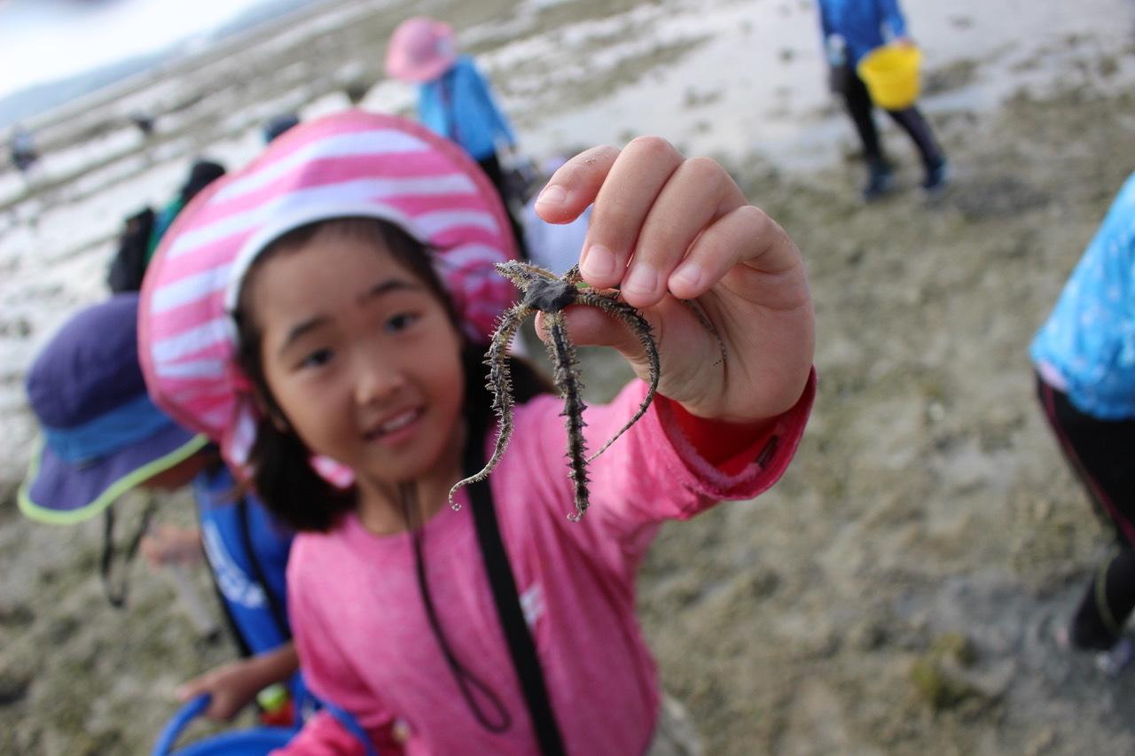ネコクラブABC合同-06◆秋の干潟で収穫まつり(10/17)沖縄随一の干潟、泡瀬干潟で丸一日潮干狩りにチャレンジ。貝もカニもいっぱいで、お腹いっぱいになりました!_d0363878_00132082.jpeg