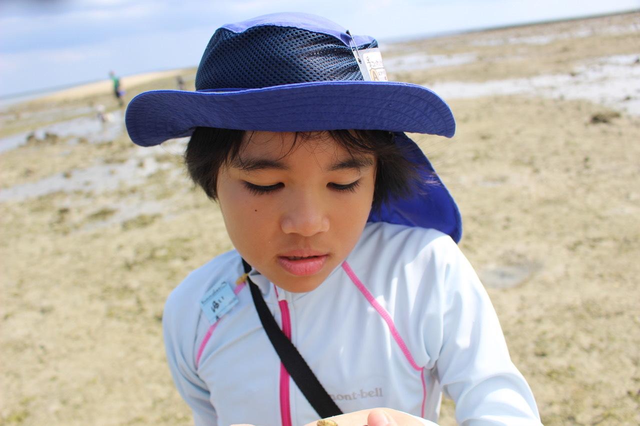 ネコクラブABC合同-06◆秋の干潟で収穫まつり(10/17)沖縄随一の干潟、泡瀬干潟で丸一日潮干狩りにチャレンジ。貝もカニもいっぱいで、お腹いっぱいになりました!_d0363878_00132199.jpeg