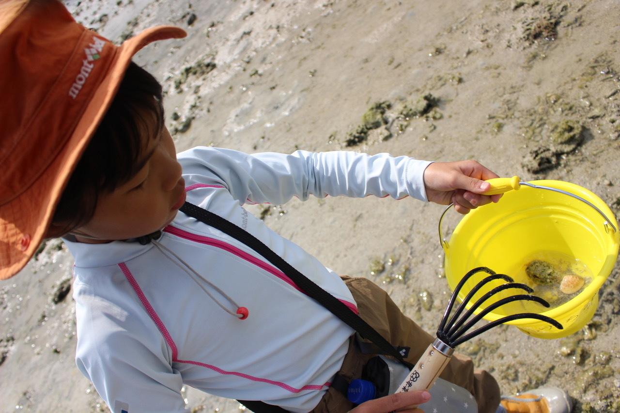 ネコクラブABC合同-06◆秋の干潟で収穫まつり(10/17)沖縄随一の干潟、泡瀬干潟で丸一日潮干狩りにチャレンジ。貝もカニもいっぱいで、お腹いっぱいになりました!_d0363878_00133450.jpeg