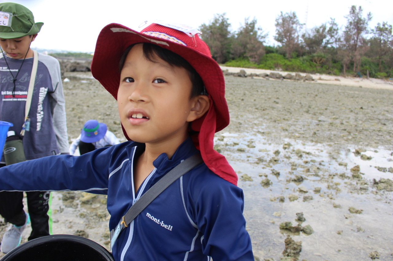 ネコクラブABC合同-06◆秋の干潟で収穫まつり(10/17)沖縄随一の干潟、泡瀬干潟で丸一日潮干狩りにチャレンジ。貝もカニもいっぱいで、お腹いっぱいになりました!_d0363878_00135253.jpeg