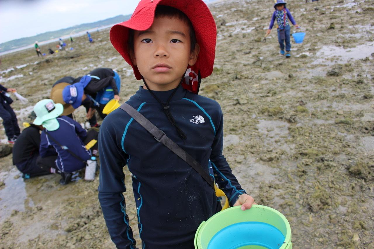 ネコクラブABC合同-06◆秋の干潟で収穫まつり(10/17)沖縄随一の干潟、泡瀬干潟で丸一日潮干狩りにチャレンジ。貝もカニもいっぱいで、お腹いっぱいになりました!_d0363878_00135277.jpeg
