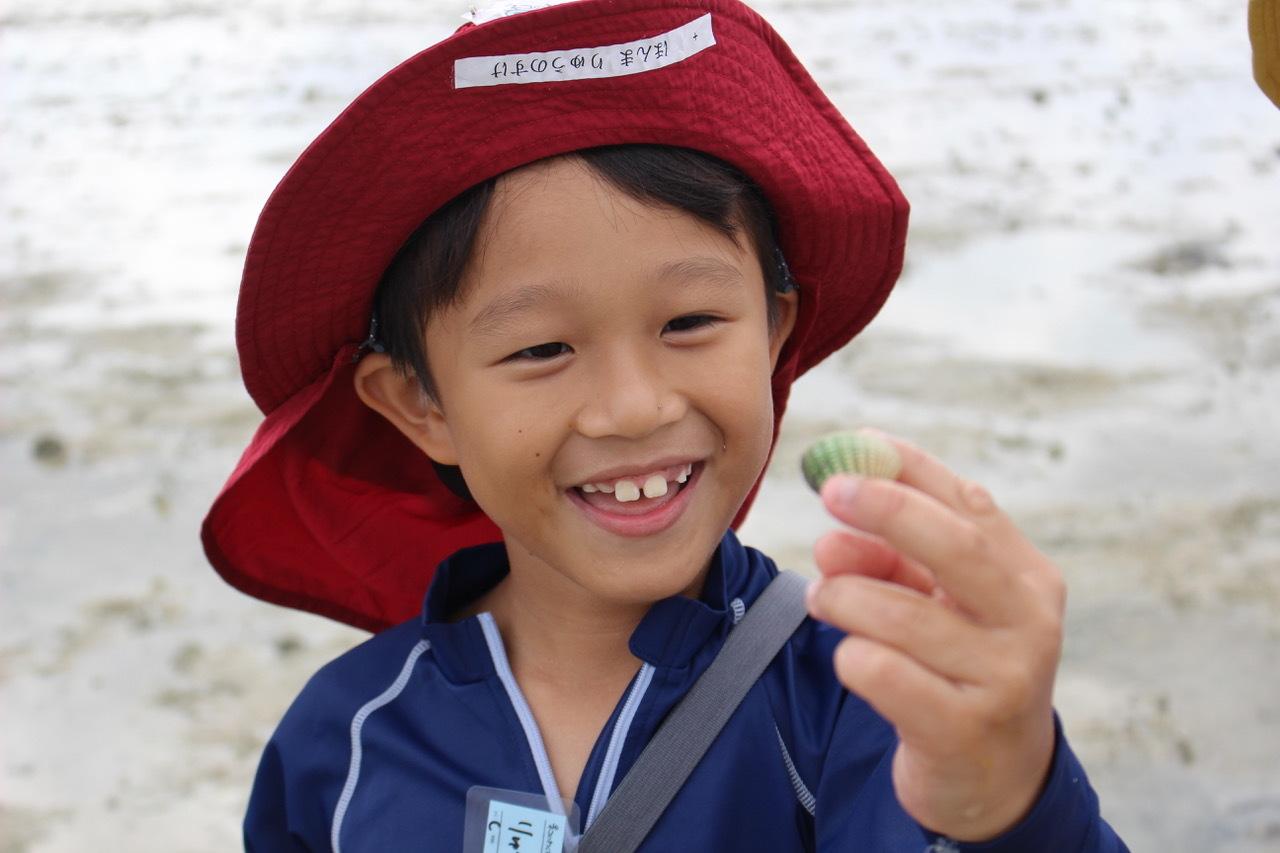 ネコクラブABC合同-06◆秋の干潟で収穫まつり(10/17)沖縄随一の干潟、泡瀬干潟で丸一日潮干狩りにチャレンジ。貝もカニもいっぱいで、お腹いっぱいになりました!_d0363878_00140448.jpeg