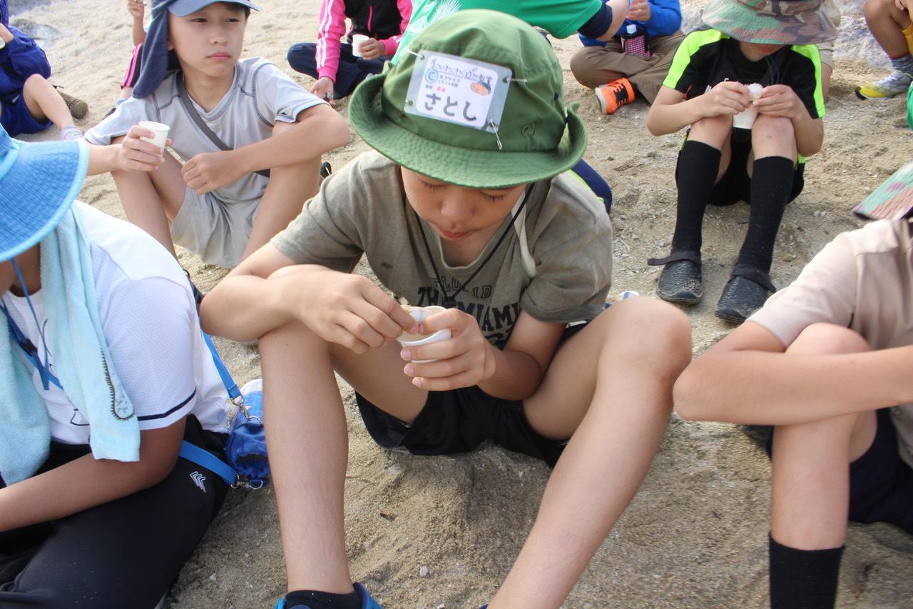 ネコクラブABC合同-06◆秋の干潟で収穫まつり(10/17)沖縄随一の干潟、泡瀬干潟で丸一日潮干狩りにチャレンジ。貝もカニもいっぱいで、お腹いっぱいになりました!_d0363878_00145938.jpeg
