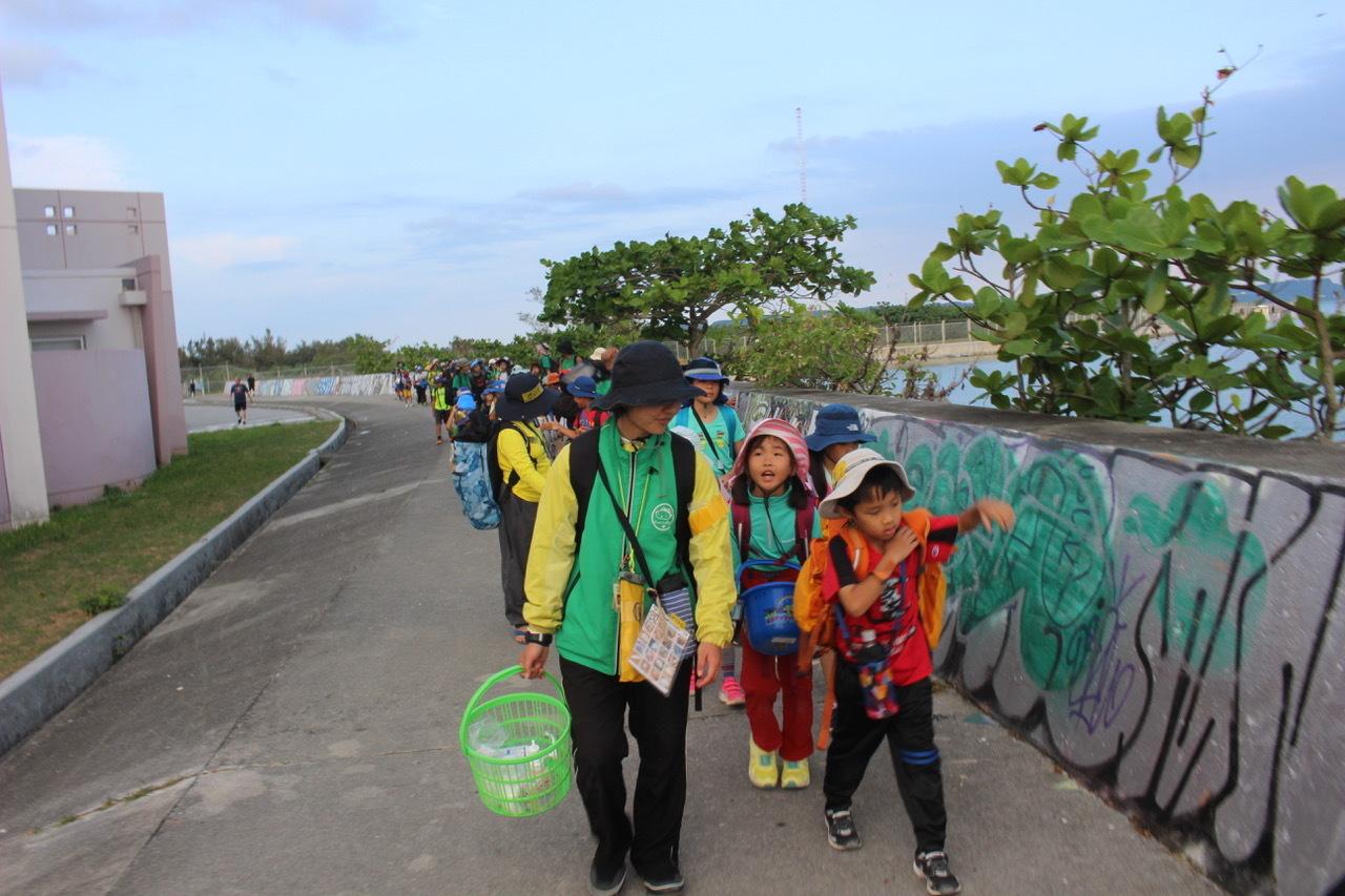 ネコクラブABC合同-06◆秋の干潟で収穫まつり(10/17)沖縄随一の干潟、泡瀬干潟で丸一日潮干狩りにチャレンジ。貝もカニもいっぱいで、お腹いっぱいになりました!_d0363878_00151038.jpeg
