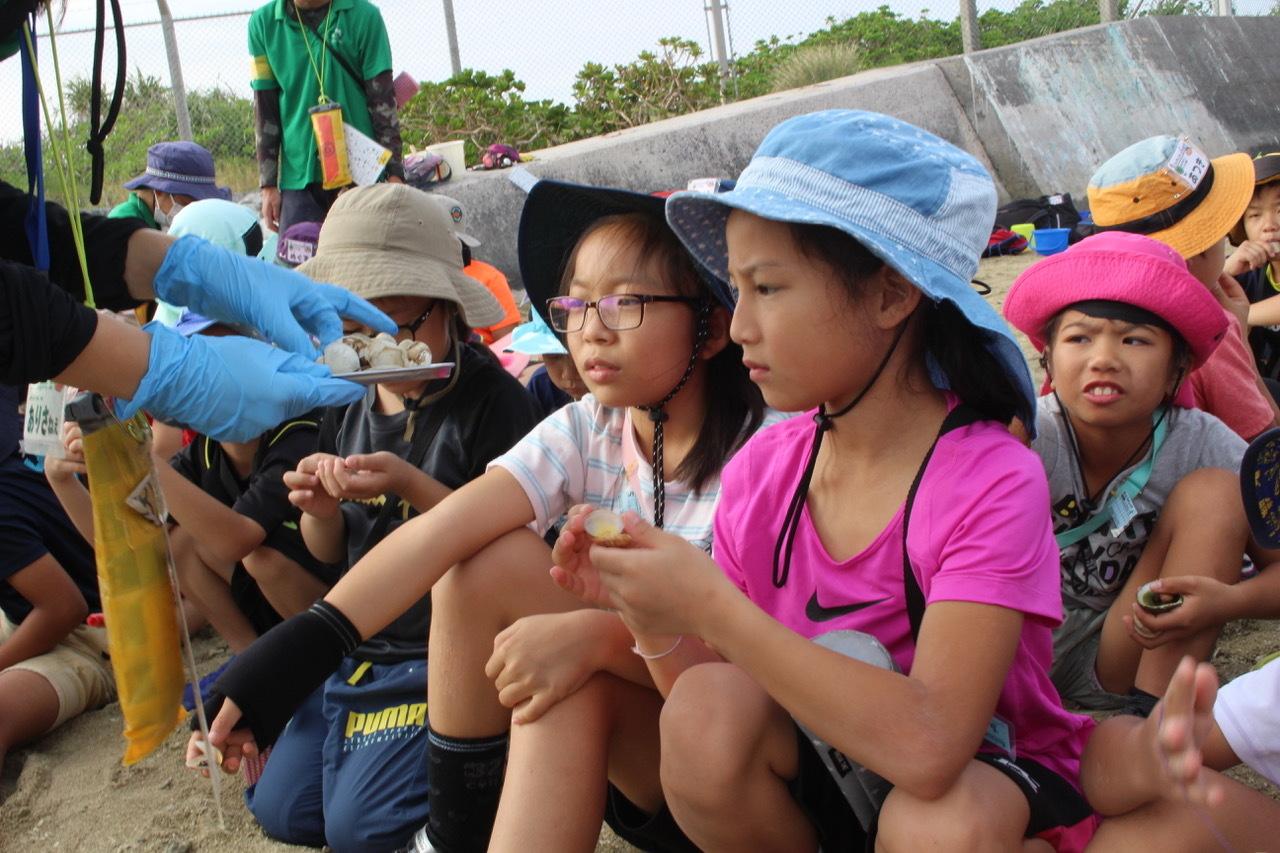 ネコクラブABC合同-06◆秋の干潟で収穫まつり(10/17)沖縄随一の干潟、泡瀬干潟で丸一日潮干狩りにチャレンジ。貝もカニもいっぱいで、お腹いっぱいになりました!_d0363878_00395231.jpeg
