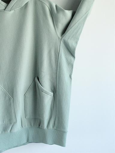 FLISTFIA Vintage Washed Hooded / Old Mint_b0139281_14341214.jpg