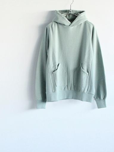 FLISTFIA Vintage Washed Hooded / Old Mint_b0139281_14341262.jpg