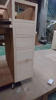 彫金机製作中_e0269185_22473350.jpg