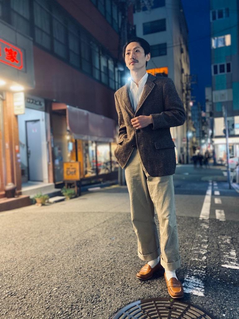 マグネッツ神戸店 ラフに扱いたいウールブレザージャケット!_c0078587_17553486.jpg