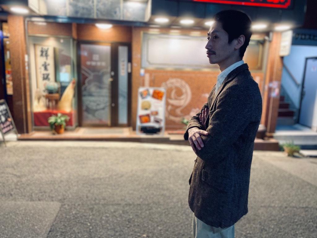 マグネッツ神戸店 ラフに扱いたいウールブレザージャケット!_c0078587_17560095.jpg