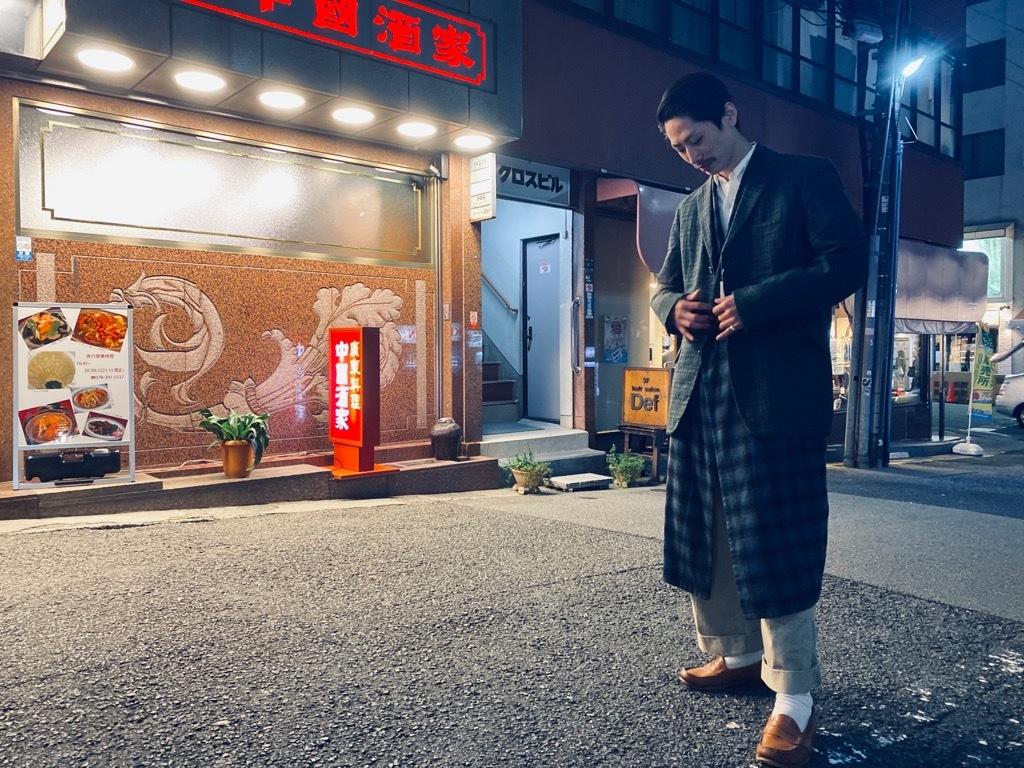 マグネッツ神戸店 ラフに扱いたいウールブレザージャケット!_c0078587_17570113.jpg