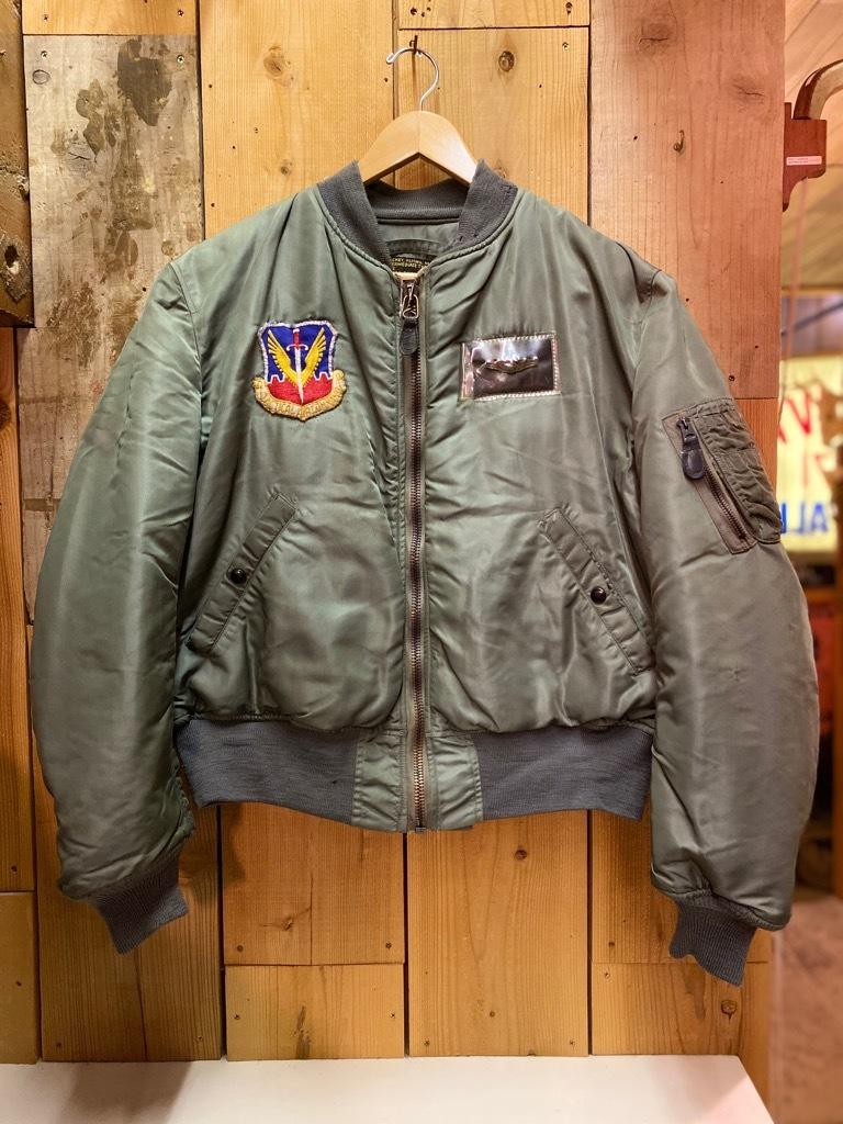 10月21日(水)マグネッツ大阪店Vintage入荷日!! #1 U.S.AirForce編!! B-15C,N-2A,MA-1,Blanket,CWU-14/P,A-4,A-1,B-15!!_c0078587_20115385.jpg