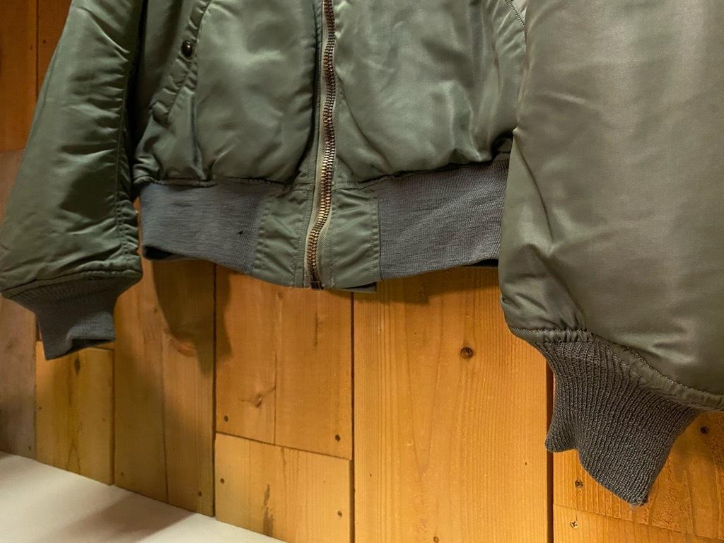 10月21日(水)マグネッツ大阪店Vintage入荷日!! #1 U.S.AirForce編!! B-15C,N-2A,MA-1,Blanket,CWU-14/P,A-4,A-1,B-15!!_c0078587_20120543.jpg