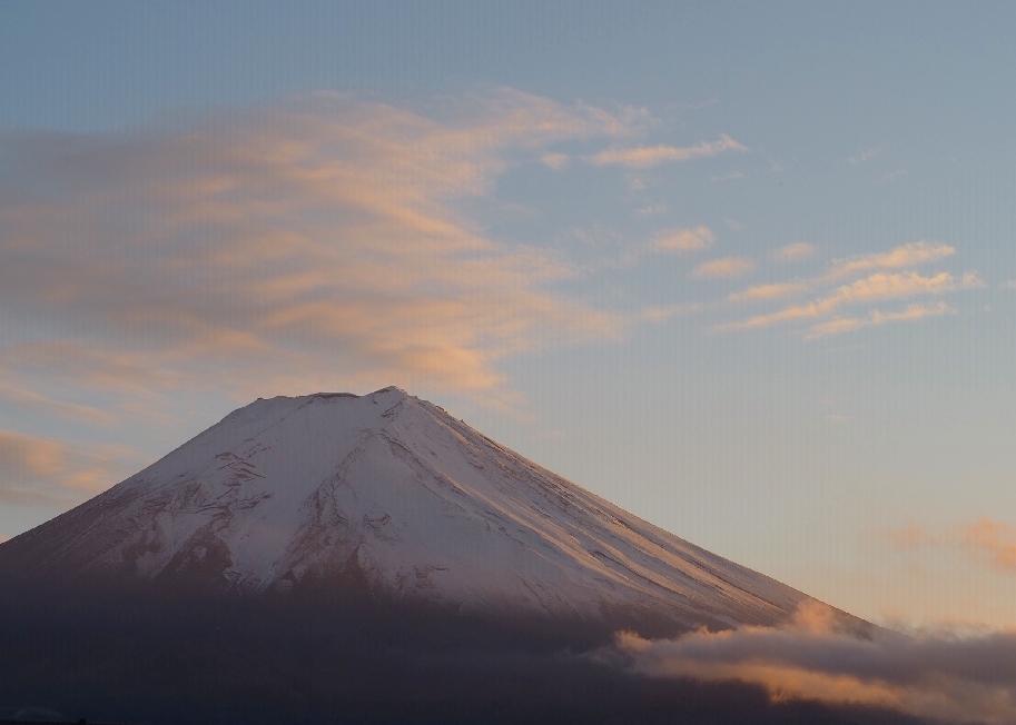 ツルウメモドキと富士山_d0298687_19452457.jpg