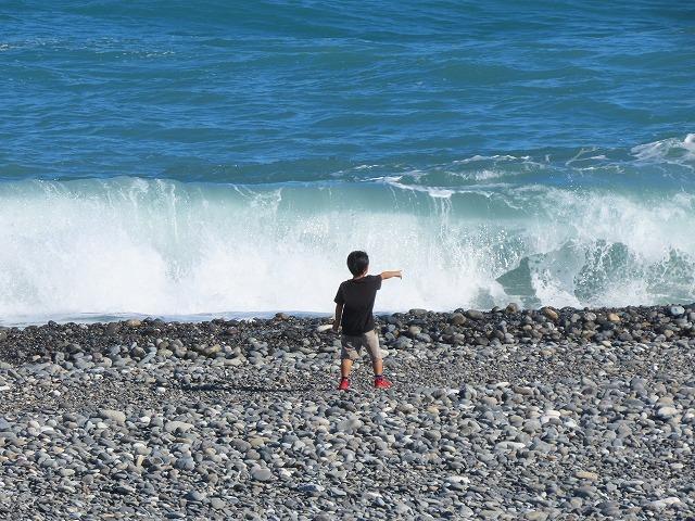 七里御浜ふれあいビーチ景観_e0321325_13560221.jpg