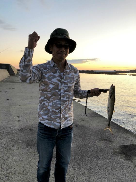 サゴシ釣り_a0210340_08452848.jpg