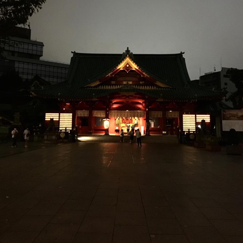 神田明神で夜の散歩_c0060143_04144224.jpg