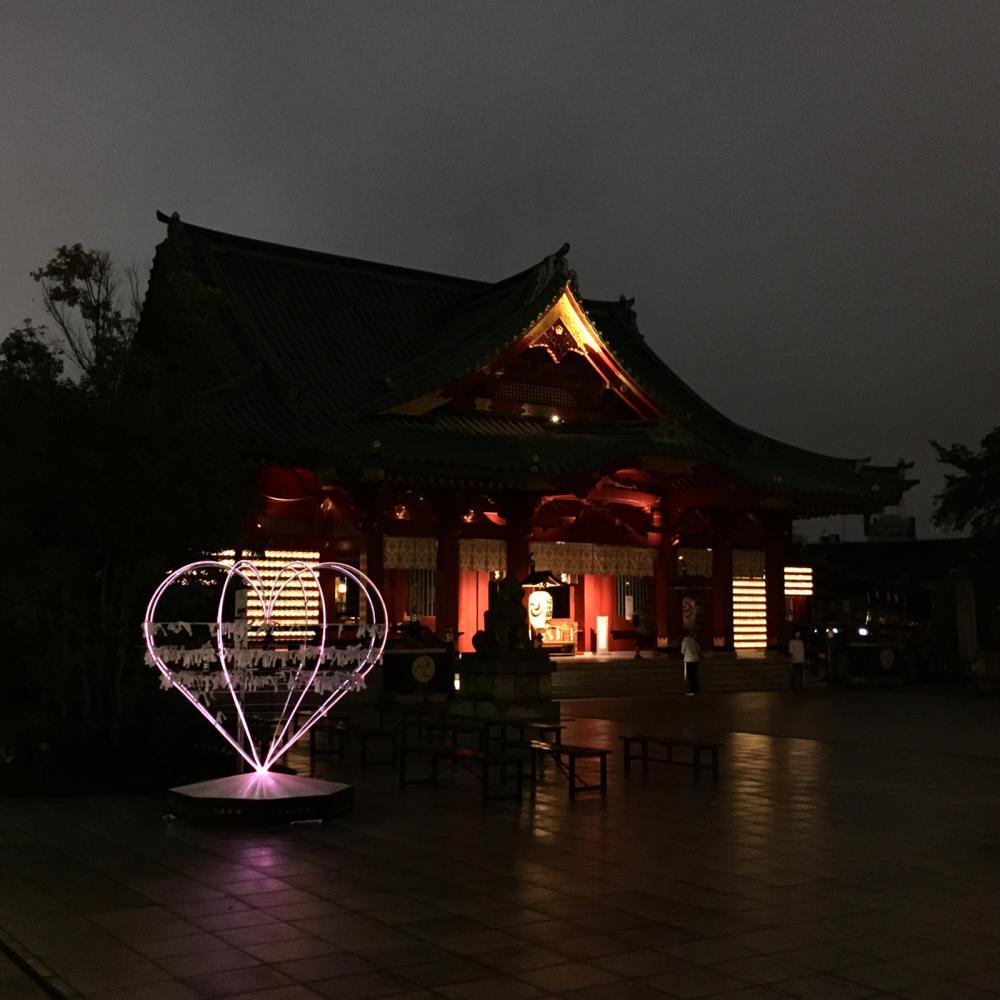 神田明神で夜の散歩_c0060143_04144601.jpg