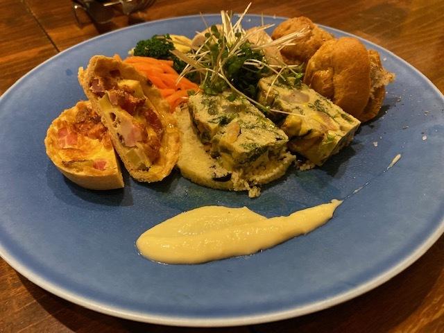 Go to eat @南池袋 旅の代わりに次男夫婦とお気に入りのビストロへ♪_a0165160_11354512.jpg