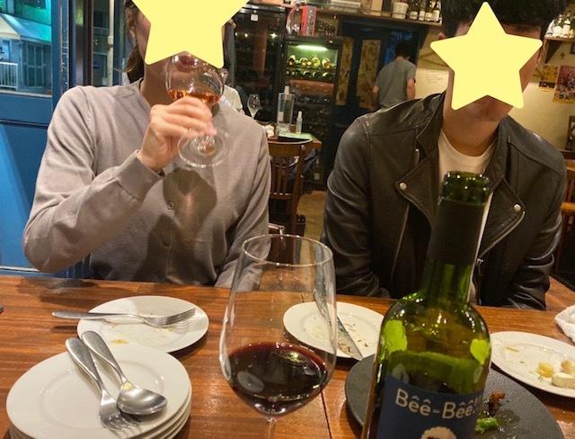 Go to eat @南池袋 旅の代わりに次男夫婦とお気に入りのビストロへ♪_a0165160_16452791.jpg