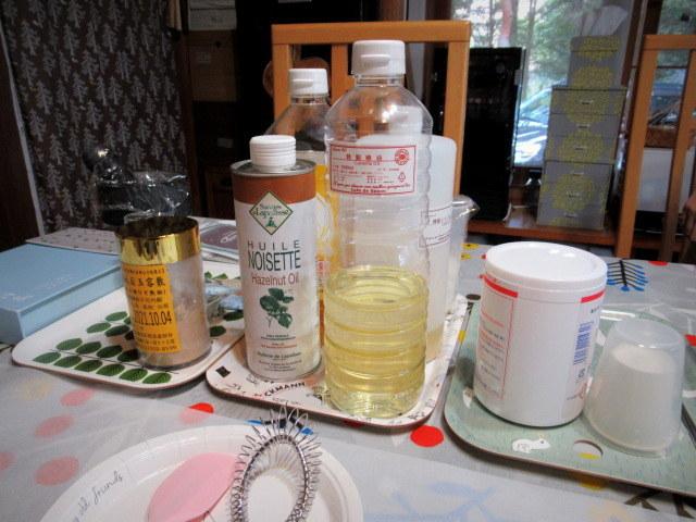 手作り石鹸とアロマの教室 mökki * 初めてのレッスンへ♪_f0236260_18330237.jpg