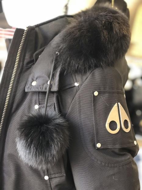 カナダ発「MOOSE KNUCKLESムースナックルズ」定番の【BONBER Jacket】入荷です。_c0204280_15512082.jpg