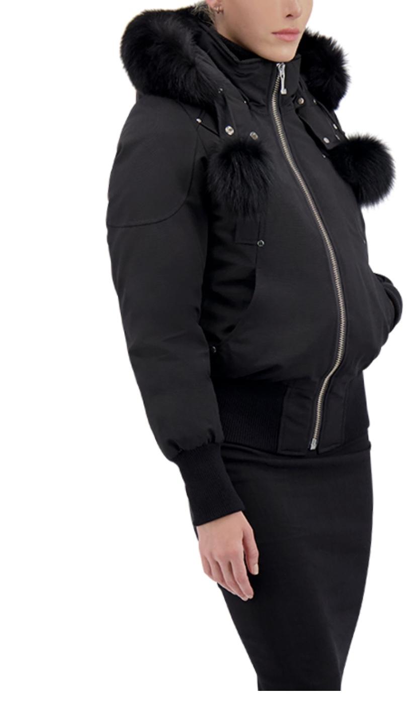 カナダ発「MOOSE KNUCKLESムースナックルズ」定番の【BONBER Jacket】入荷です。_c0204280_15513950.jpg