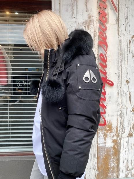 カナダ発「MOOSE KNUCKLESムースナックルズ」定番の【BONBER Jacket】入荷です。_c0204280_15523775.jpg