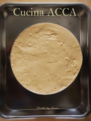1週間がかりで作る、イルプルーレシピのケーキ(その2)_f0245680_17443878.jpg