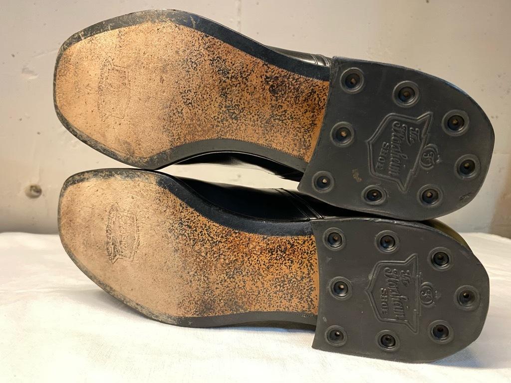 10月21日(水)マグネッツ大阪店Vintage入荷日!! #2 LeatherShoes編!! 20\'~Florsheim,NUNN-BUSH,L.&M.,Orthopedic,CogyFriend_c0078587_12331141.jpg