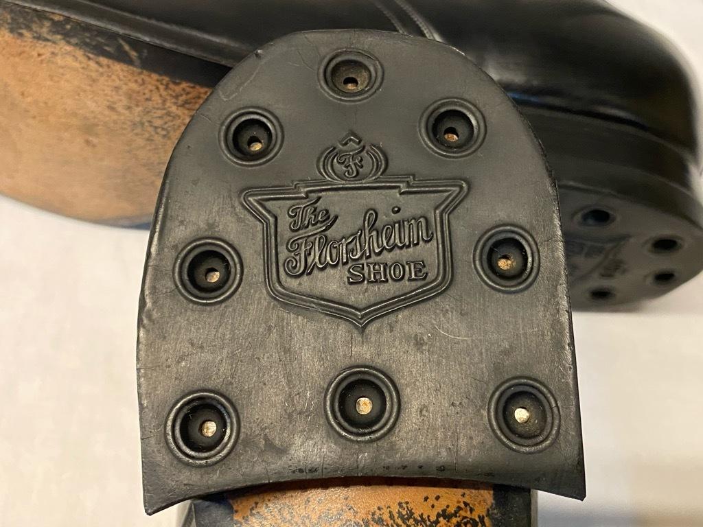 10月21日(水)マグネッツ大阪店Vintage入荷日!! #2 LeatherShoes編!! 20\'~Florsheim,NUNN-BUSH,L.&M.,Orthopedic,CogyFriend_c0078587_12331411.jpg