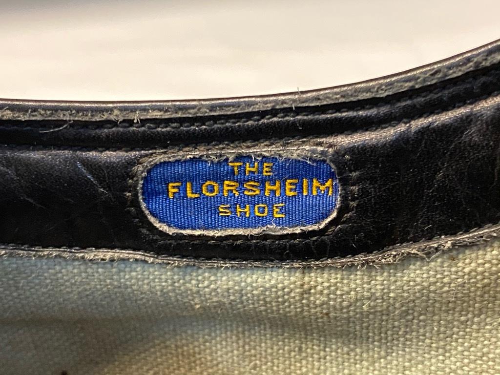 10月21日(水)マグネッツ大阪店Vintage入荷日!! #2 LeatherShoes編!! 20\'~Florsheim,NUNN-BUSH,L.&M.,Orthopedic,CogyFriend_c0078587_12332300.jpg
