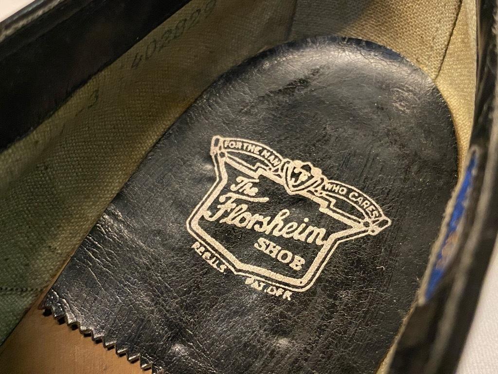 10月21日(水)マグネッツ大阪店Vintage入荷日!! #2 LeatherShoes編!! 20\'~Florsheim,NUNN-BUSH,L.&M.,Orthopedic,CogyFriend_c0078587_12332894.jpg