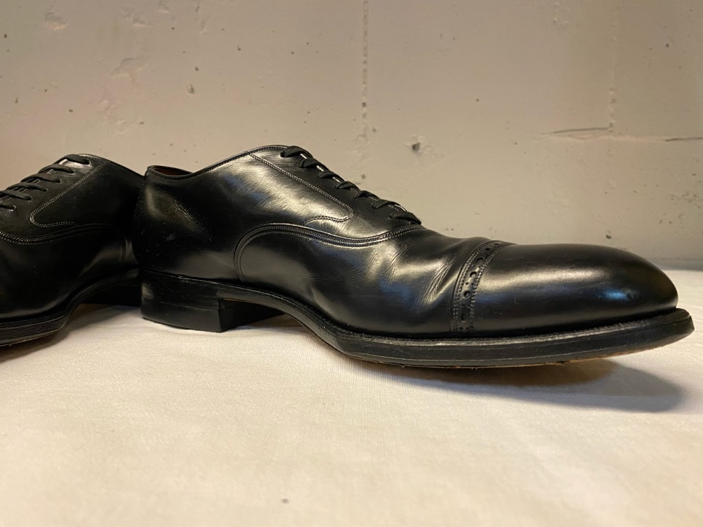 10月21日(水)マグネッツ大阪店Vintage入荷日!! #2 LeatherShoes編!! 20\'~Florsheim,NUNN-BUSH,L.&M.,Orthopedic,CogyFriend_c0078587_13021109.jpg