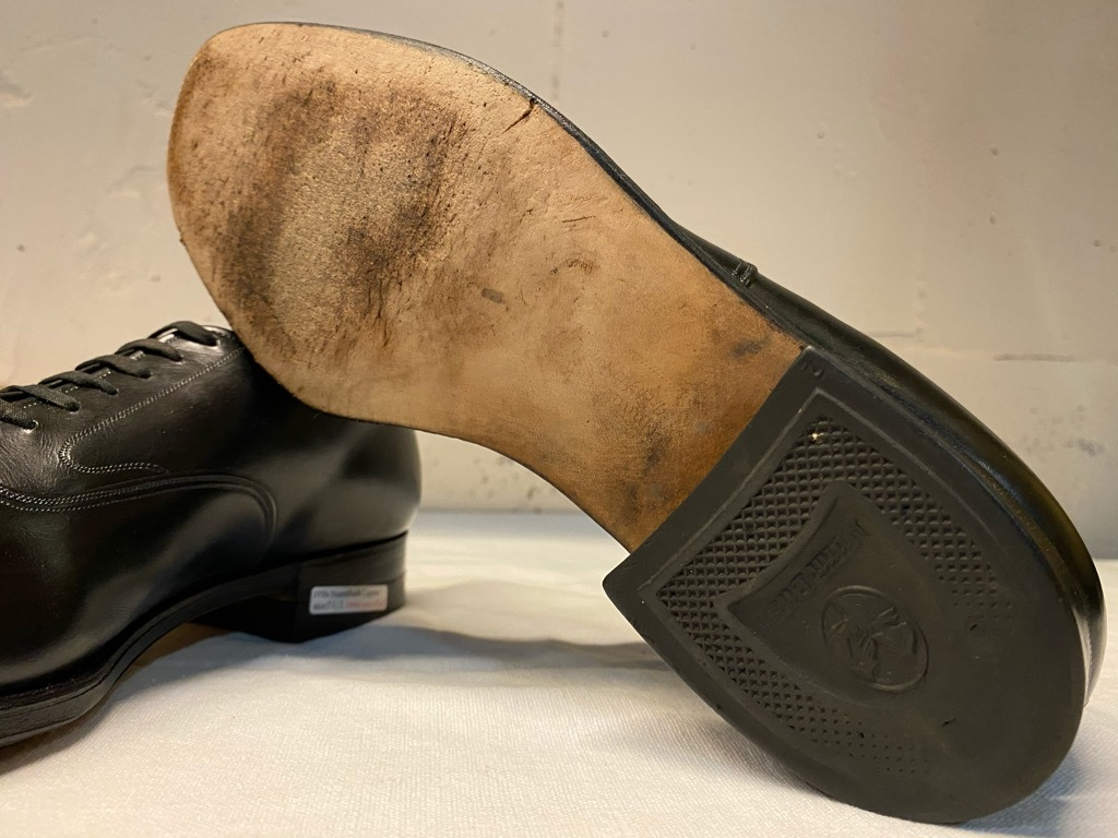 10月21日(水)マグネッツ大阪店Vintage入荷日!! #2 LeatherShoes編!! 20\'~Florsheim,NUNN-BUSH,L.&M.,Orthopedic,CogyFriend_c0078587_13021445.jpg