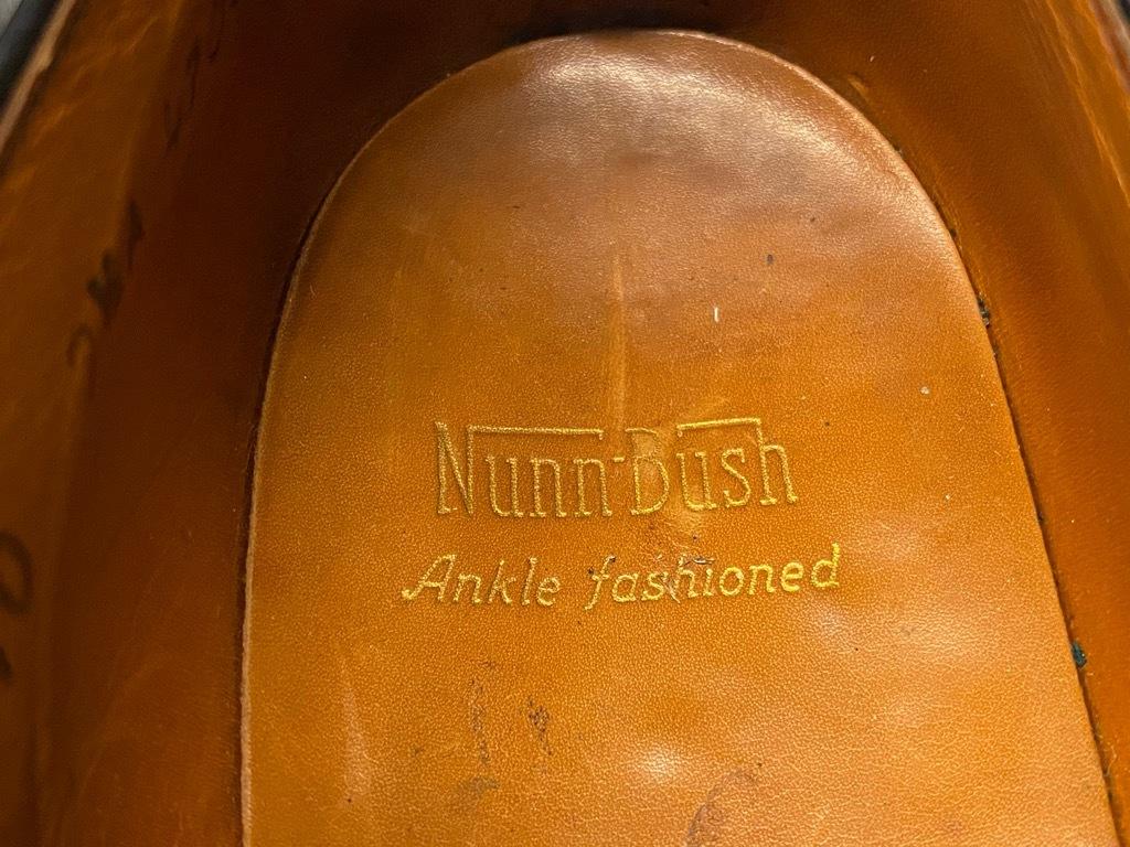 10月21日(水)マグネッツ大阪店Vintage入荷日!! #2 LeatherShoes編!! 20\'~Florsheim,NUNN-BUSH,L.&M.,Orthopedic,CogyFriend_c0078587_13022422.jpg