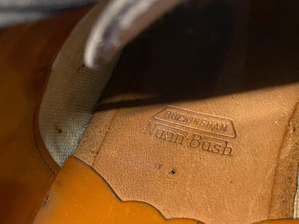 10月21日(水)マグネッツ大阪店Vintage入荷日!! #2 LeatherShoes編!! 20\'~Florsheim,NUNN-BUSH,L.&M.,Orthopedic,CogyFriend_c0078587_13022709.jpg