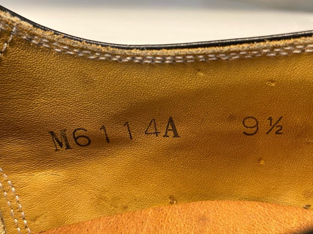 10月21日(水)マグネッツ大阪店Vintage入荷日!! #2 LeatherShoes編!! 20\'~Florsheim,NUNN-BUSH,L.&M.,Orthopedic,CogyFriend_c0078587_13051508.jpg