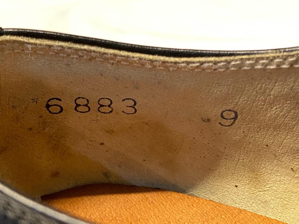10月21日(水)マグネッツ大阪店Vintage入荷日!! #2 LeatherShoes編!! 20\'~Florsheim,NUNN-BUSH,L.&M.,Orthopedic,CogyFriend_c0078587_13051749.jpg