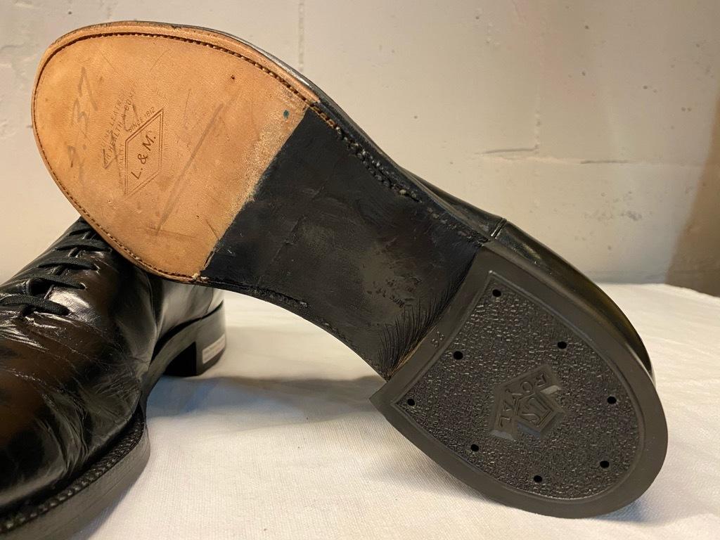 10月21日(水)マグネッツ大阪店Vintage入荷日!! #2 LeatherShoes編!! 20\'~Florsheim,NUNN-BUSH,L.&M.,Orthopedic,CogyFriend_c0078587_13161883.jpg