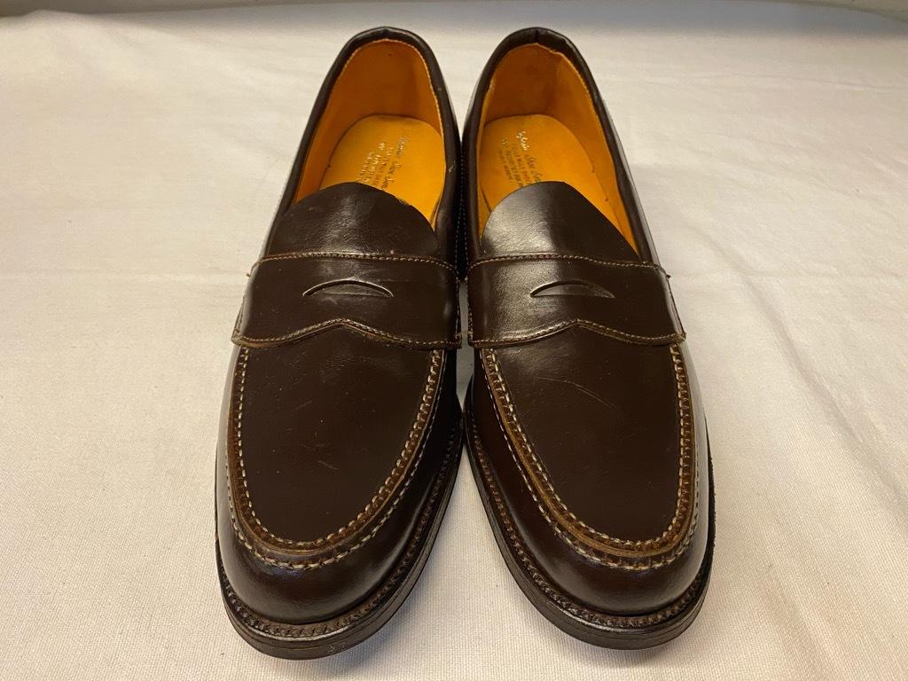 10月21日(水)マグネッツ大阪店Vintage入荷日!! #2 LeatherShoes編!! 20\'~Florsheim,NUNN-BUSH,L.&M.,Orthopedic,CogyFriend_c0078587_13213528.jpg