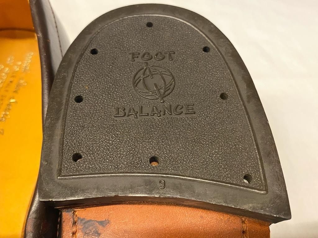 10月21日(水)マグネッツ大阪店Vintage入荷日!! #2 LeatherShoes編!! 20\'~Florsheim,NUNN-BUSH,L.&M.,Orthopedic,CogyFriend_c0078587_13214375.jpg