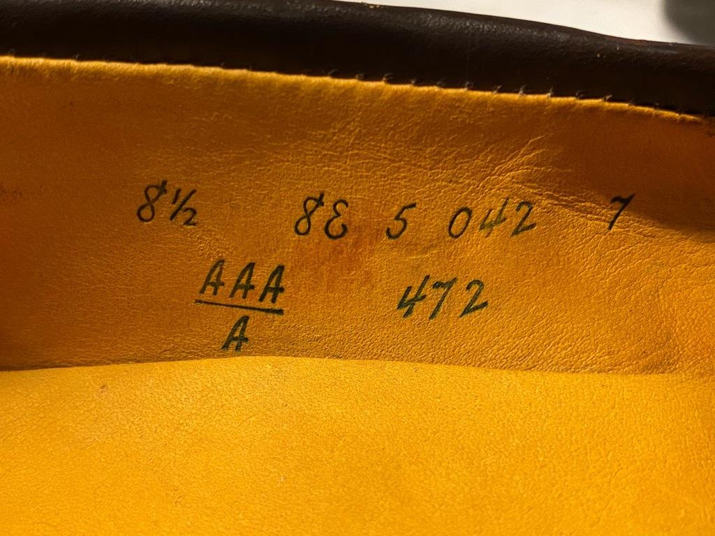 10月21日(水)マグネッツ大阪店Vintage入荷日!! #2 LeatherShoes編!! 20\'~Florsheim,NUNN-BUSH,L.&M.,Orthopedic,CogyFriend_c0078587_13214796.jpg