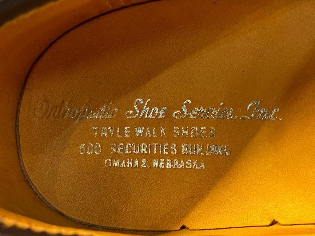10月21日(水)マグネッツ大阪店Vintage入荷日!! #2 LeatherShoes編!! 20\'~Florsheim,NUNN-BUSH,L.&M.,Orthopedic,CogyFriend_c0078587_13214942.jpg
