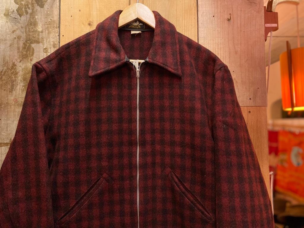 10月21日(水)マグネッツ大阪店Vintage入荷日!! #4 WoolSportsJkt編!! J.C.Penney Co.,Gordon,Field&Stream,FORTY BELOW,Pen_c0078587_15160431.jpg